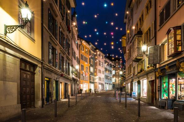 Fotoworkshop – Zürich – Weihnachtslichter – 5. Dezember 2019