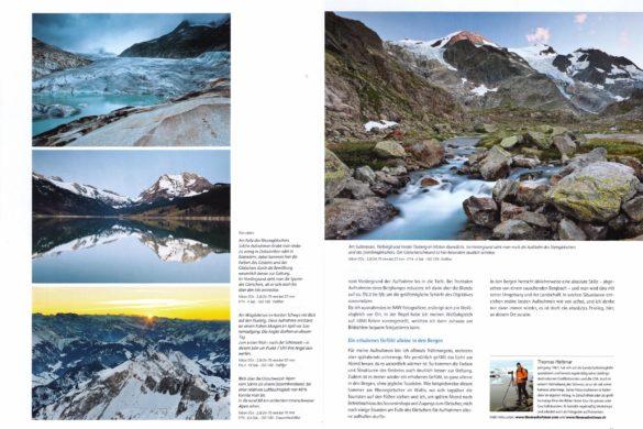 NATURBLICK Ausgabe 1/2014 – Die Schweizer Alpen – Im besonderen Licht