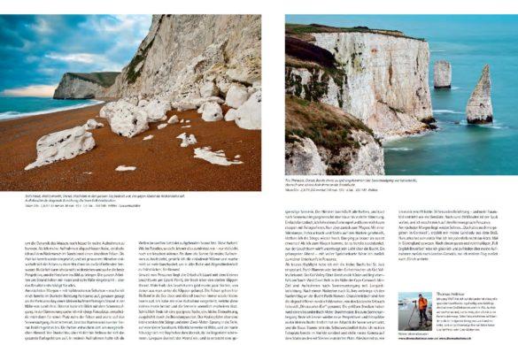 NATURBLICK Ausgabe 3/2013 – England – Landschaftsfotografie an der Südküste im Winter