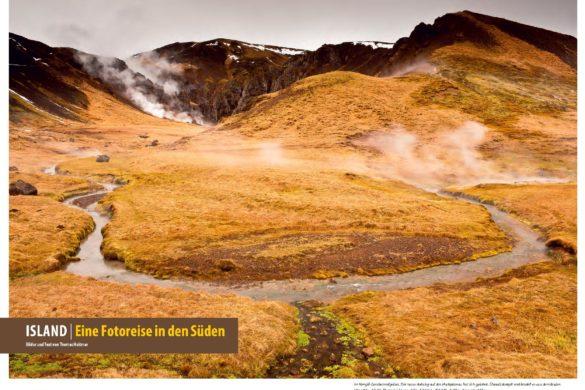 NATURBLICK Ausgabe 4/2013 – Island – Eine Fotoreise in den Süden