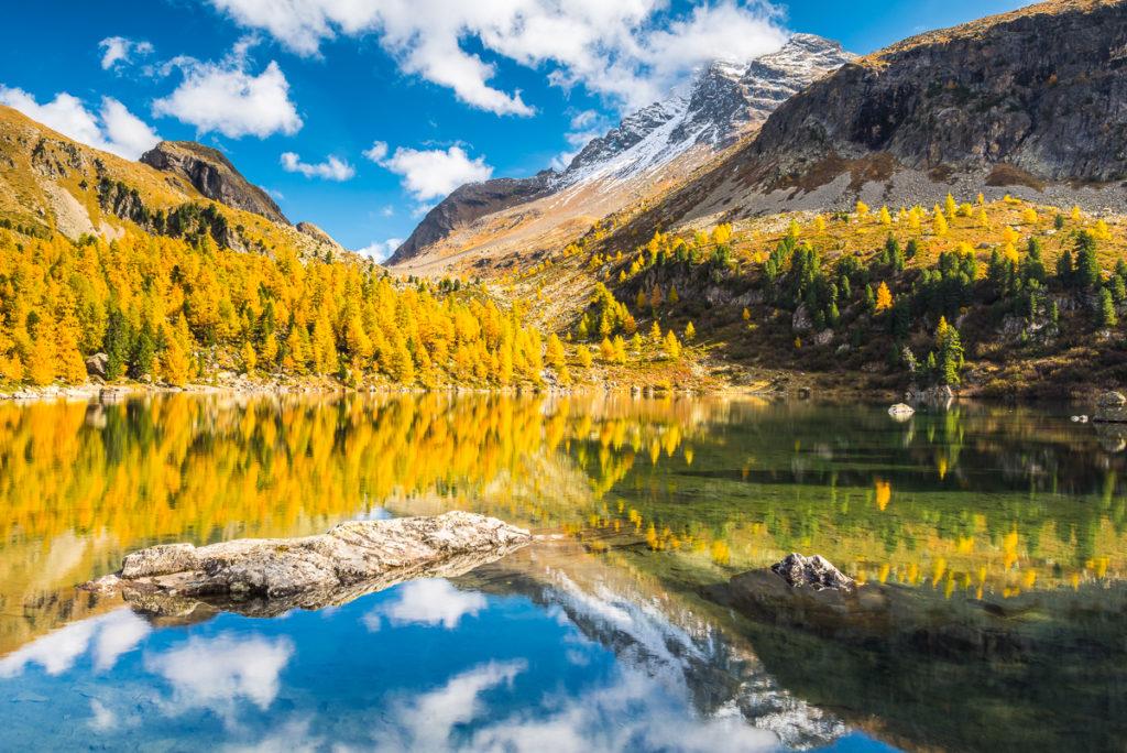 Fotoreise – Das goldene Engadin – 16. – 20. Oktober 2021