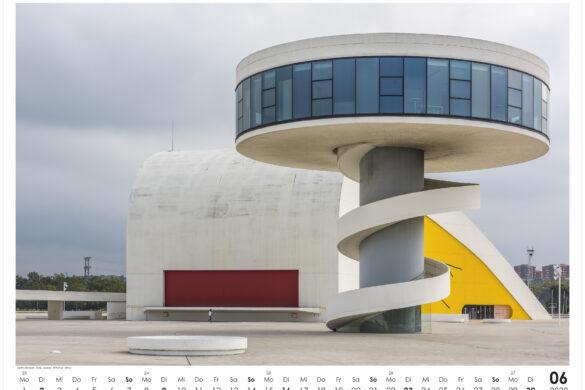 Kalender: Architektur 2020
