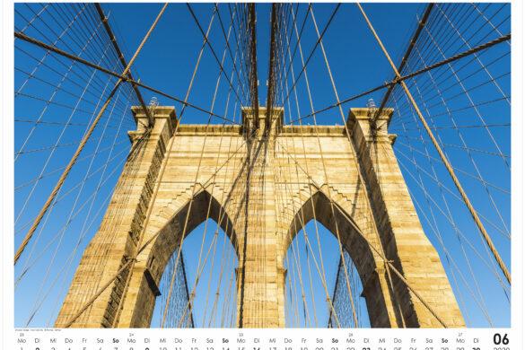 Kalender: New York City 2020