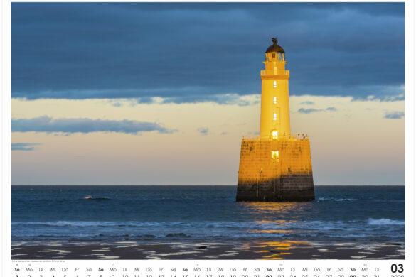 Kalender: Schottland 2020