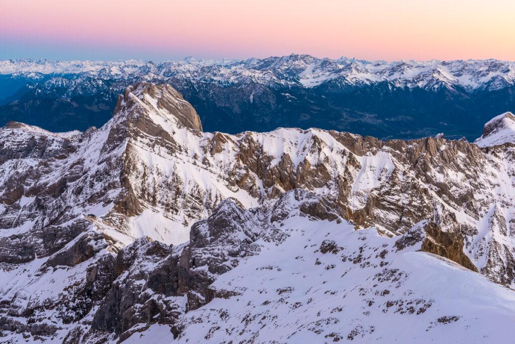 Fotoworkshop – Winter auf dem Säntis – 7. und 8. Februar 2022