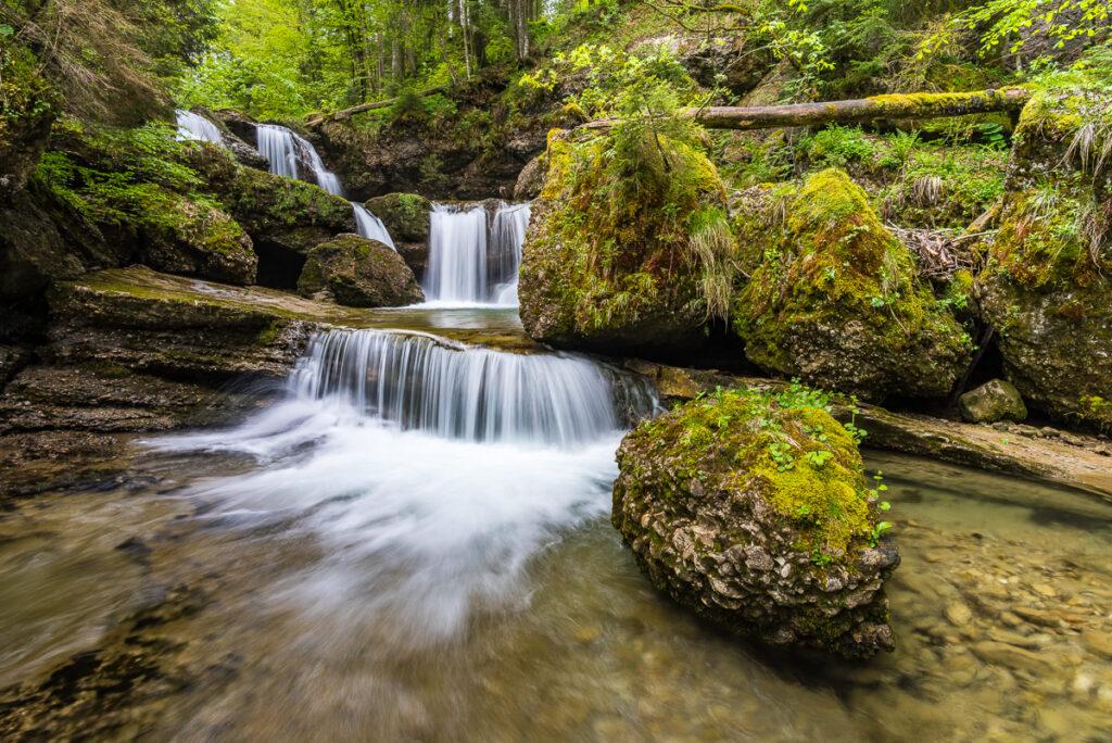 Fotoworkshop – Wasserfälle in der Ostschweiz – 24. Juni 2021