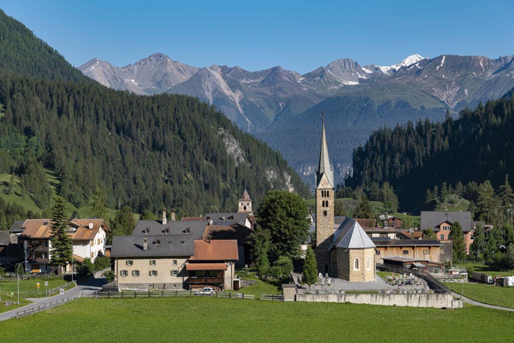 Ferien in der Schweiz – Fotowanderung – Bergün