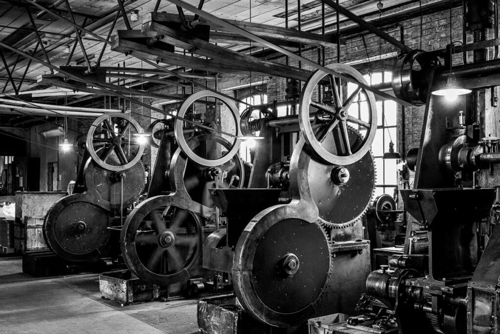 "Fotoworkshop ""Modern Times"" – Schwarzweiss-Fotografie in der Nagelfabrik – 25. September 2021"