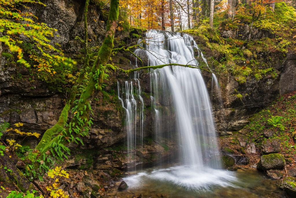 Fotoworkshop – Wasserfälle in der Ostschweiz – 29. Oktober 2021